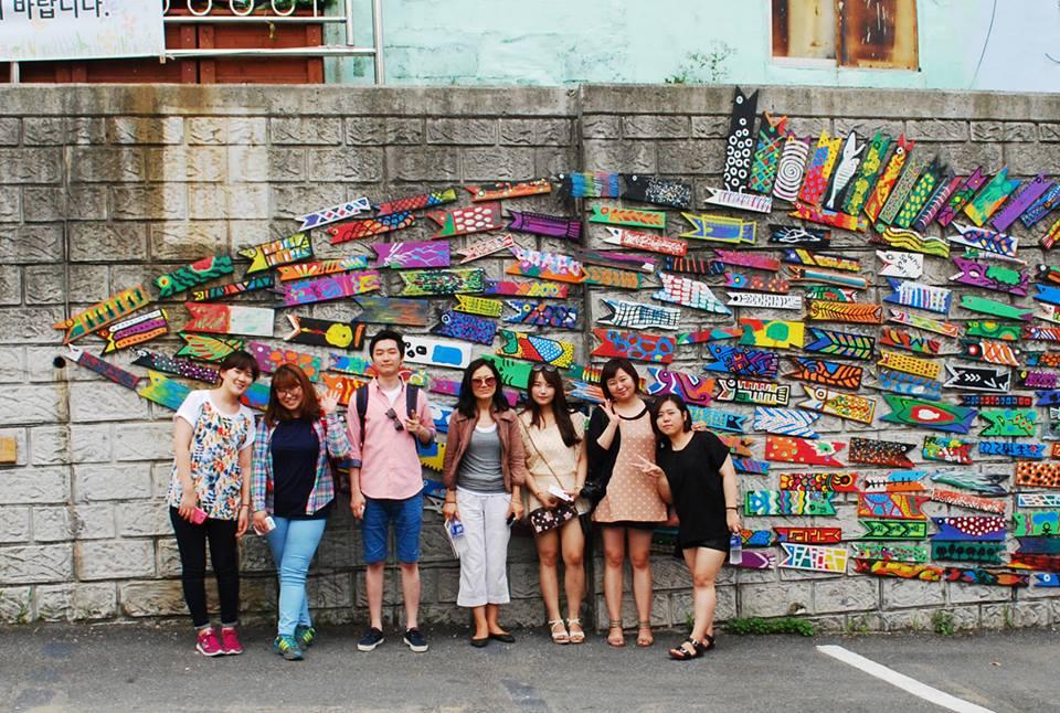 2013년 하계 워크숍 : 부산 감천마을